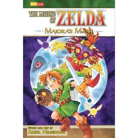 The Legend of Zelda, Vol. 3 : Majora's Mask thumb
