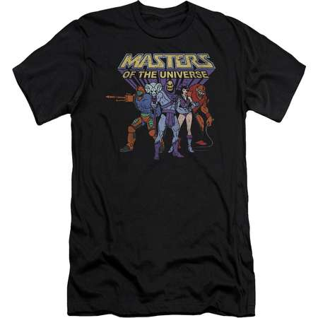 Masters Of The Universe Animated TV Series Villain Characters Adult Slim T-Shirt thumb