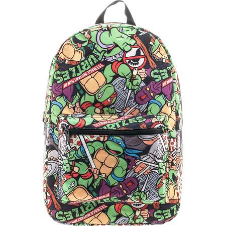 Teenage Mutant Ninja Turtles Cartoon Backpack thumb