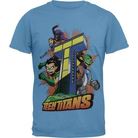 Teen Titans - Tower Youth T-Shirt thumb