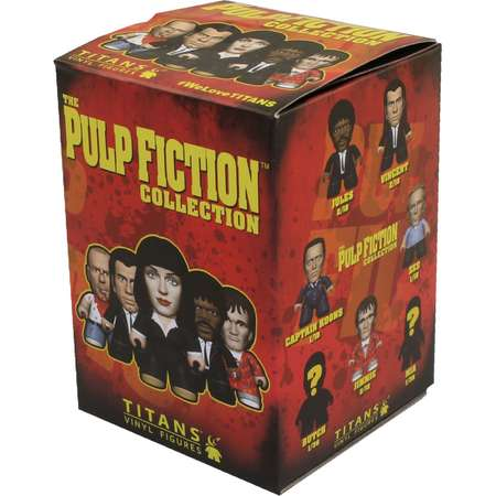 Titan Merchandise - Vinyl Minifigure - Pulp Fiction - BLIND PACK (1 random character) thumb