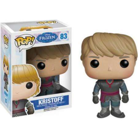 Pop Disney: Frozen-kristoff (Funko, Llc) thumb