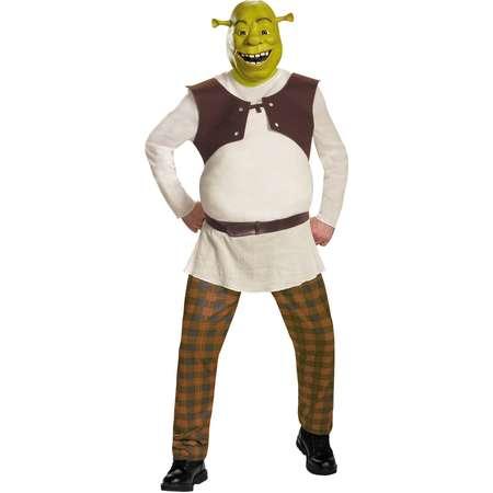 Shrek Deluxe Men's Adult Halloween Costume thumb