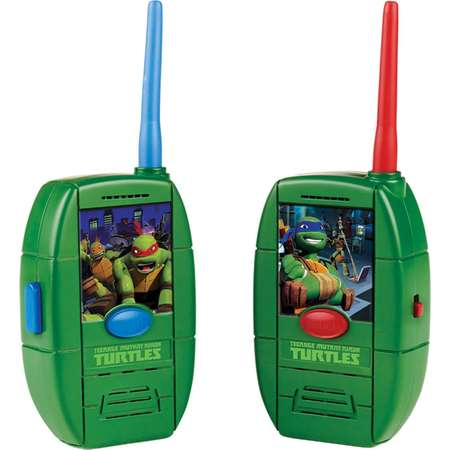 Shell Walkie Talkie, Turtles long range communicators! By Teenage Mutant Ninja Turtles thumb