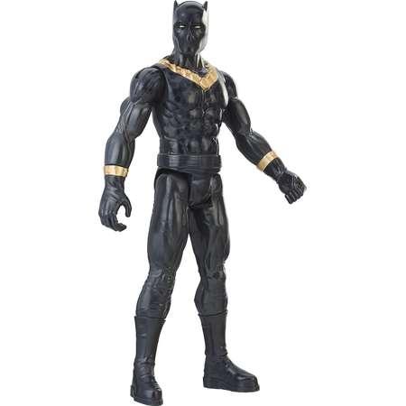 Marvel Black Panther Titan Hero Series 12-inch Erik Killmonger thumb