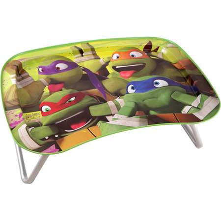 On Tray Kids' Snack and Play Tray, Teenage Mutant Ninja Turtles thumb