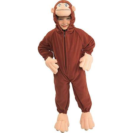 Curious George Toddler Halloween Costume thumb