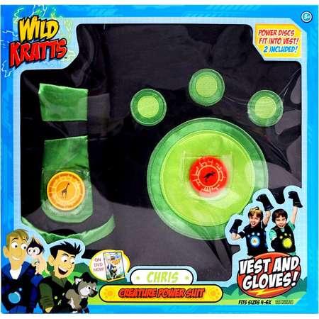 Wild Kratts Creature Power Suit Chris Thumb