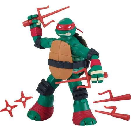 "Teenage Mutant Ninja Turtles 5"" XXX Battle Shell Raphael Basic Action Figure thumb"