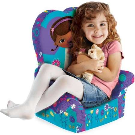 Marshmallow Children's Furniture - High Back Chair - Disney's Doc McStuffins thumb