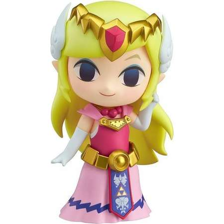 Good Smile The Legend of Zelda: The Wind Waker HD: Zelda Nendoroid Action Figure thumb