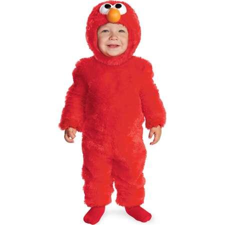 Sesame Street Light Up Elmo Toddler Costume thumb