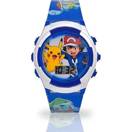 Kid's Pokemon Watch, Rubber Strap thumb