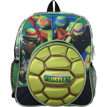 Small Backpack - Teenage Mutant Ninja Turtle - Tortoise Shell New 663711 thumb