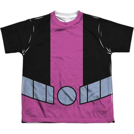 Teen Titans Go Men's  Beast Boy Uniform Sublimation T-shirt White thumb
