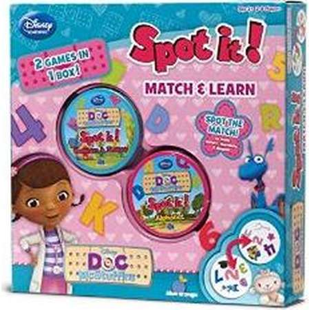 Spot it! 2-in-1 Doc McStuffins thumb