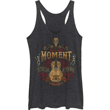 Coco Women's Seize Your Moment Racerback Tank Top thumb
