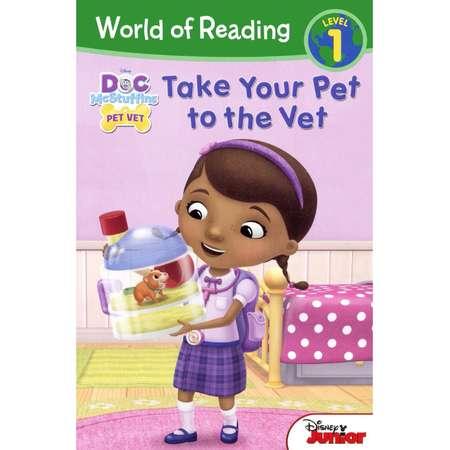 Doc McStuffins : Take Your Pet to the Vet thumb