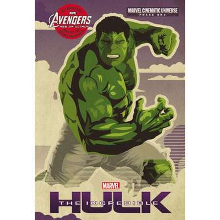 Marvel Cinematic Universe: Phase One: The Incredible Hulk (Hardcover) thumb