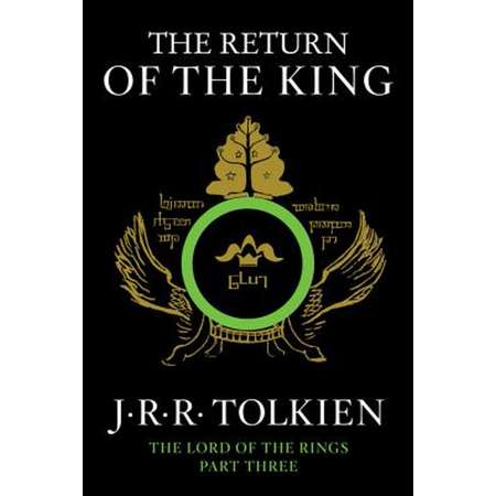 The Return of the King : Being the Third Part of the Lord of the Rings thumb