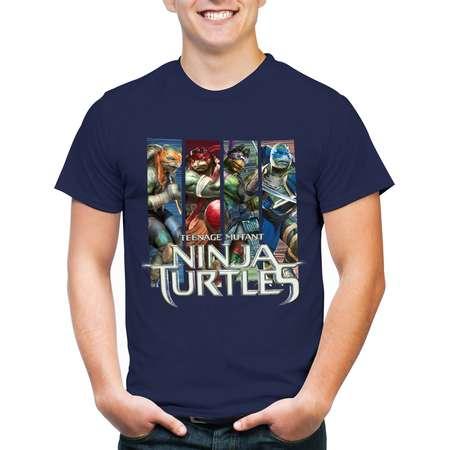 Teenage Mutant Ninja Turtles Men's 4-panels ninja turtles 2014 movie t-shirt thumb
