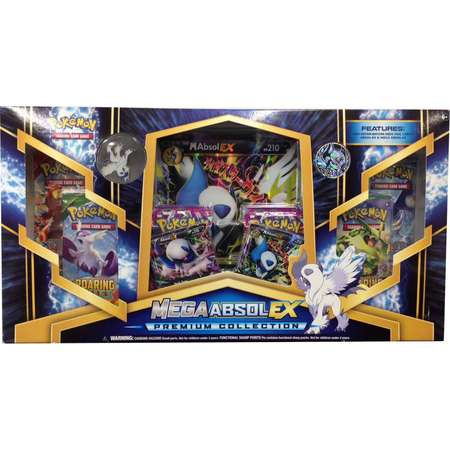 Pokemon Mega Absol-EX Premium Collection Box- thumb