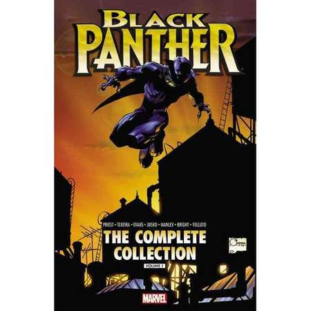 Black Panther : The Complete Collection, Volume 1 thumb