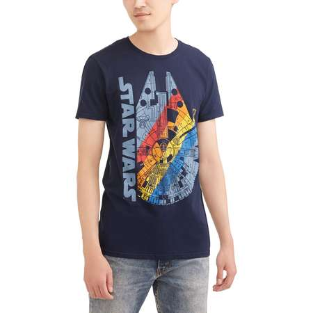 Star Wars Run Men's Graphic Tee thumb