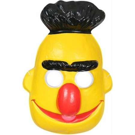 Childs Sesame Street Bert PVC Mask thumb