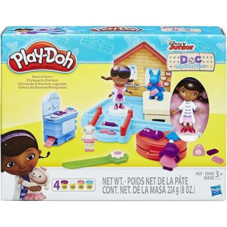 Play-Doh Doc's Clinic Featuring Disney Doc McStuffins thumb