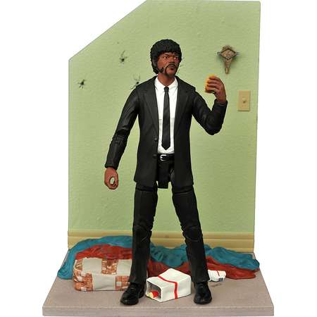 Toys Pulp Fiction Select: Jules Winnfield Action Figure, Based on the 1994 Quentin Tarantino classic By Diamond Select thumb