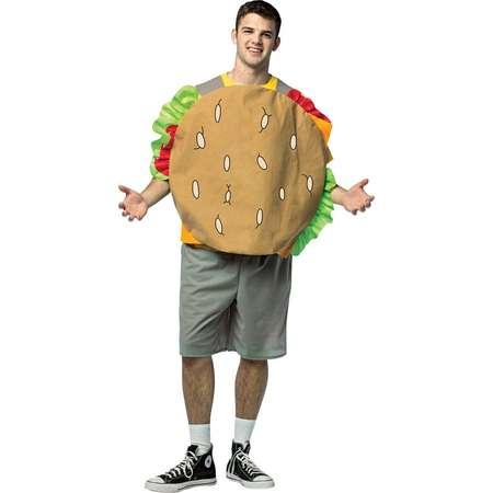 Bob's Burgers Gene Men's Adult Halloween Costume thumb