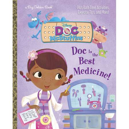 Doc Is the Best Medicine! (Disney Junior: Doc McStuffins) thumb