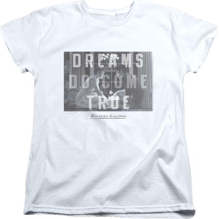 Sixteen Candles Dreamers Womens Short Sleeve Shirt thumb