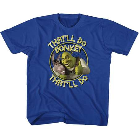 Shrek Movie That'll Do Donkey That'll Do Toddler Little Boys T-Shirt Tee Tee thumb