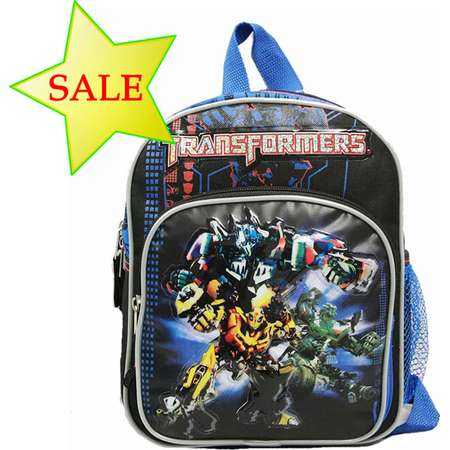 Transformers Mini 10IN Backpack #80487-S thumb