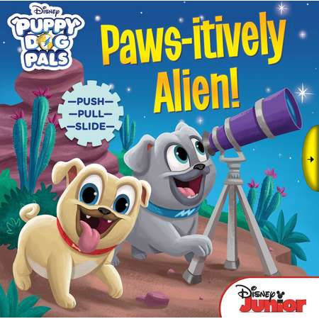Paws itively Alien (Board Book) thumb