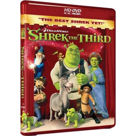 Shrek the Third (HDDVD) thumb