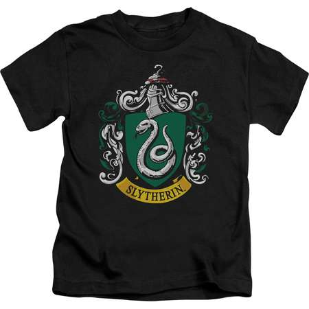 Harry Potter Slytherin Crest Little Boys Juvy Shirt thumb