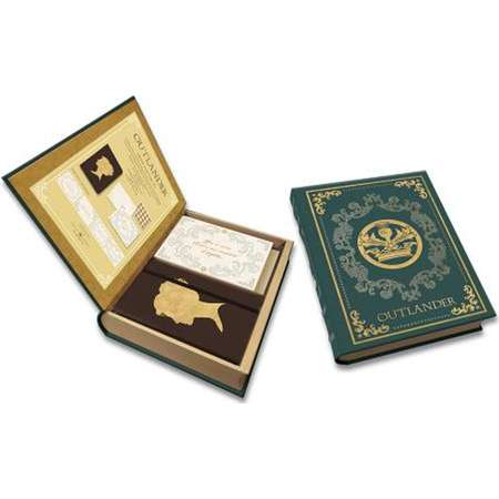 Outlander: Deluxe Note Card Set (with Keepsake Book Box) thumb