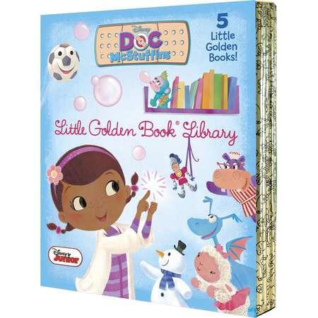 Doc McStuffins Little Golden Book Library (Disney Junior: Doc McStuffins) thumb