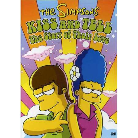 The Simpsons: Kiss and Tell: The Story of Their Love thumb