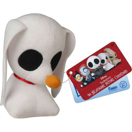 Funko The Nightmare Before Christmas Mopeez Zero 5 Plush thumb