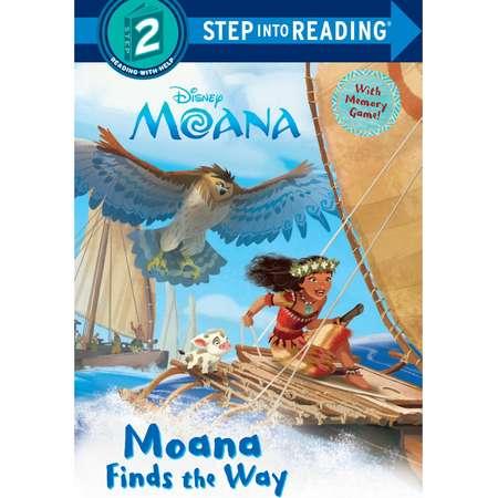 Moana Finds the Way (Disney Moana) thumb