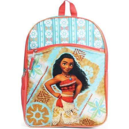 "Disney Moana 16"" inch Blue Backpack School Bag thumb"