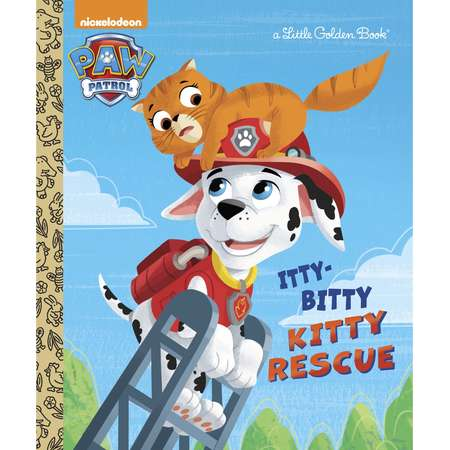 The Itty-Bitty Kitty Rescue (Paw Patrol) thumb
