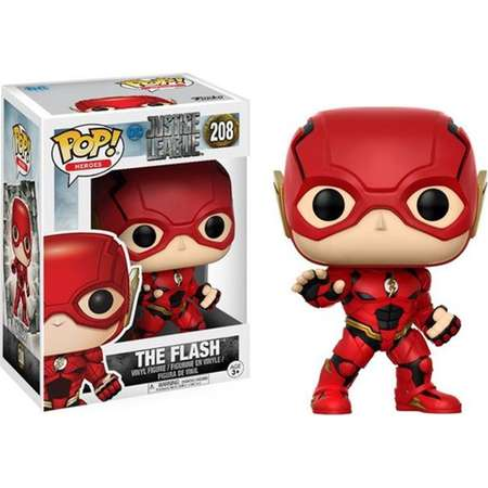FUNKO POP! MOVIES: DC - JUSTICE LEAGUE - THE FLASH thumb