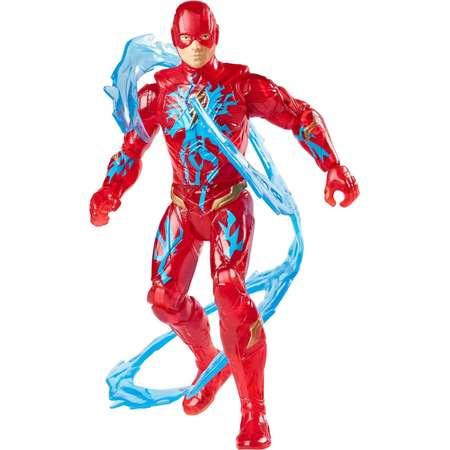 "DC Justice League Electro-Strike The Flash Translucent 6"" Figure thumb"