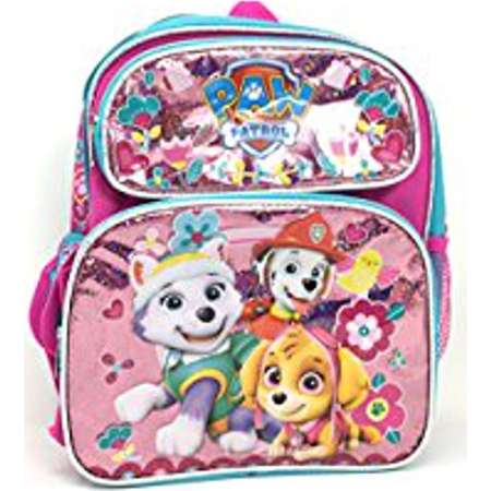 "Paw Patrol Girls Shine Girl's 12"" Mini Backpack thumb"