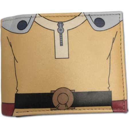 Wallet - One-Punch Man - Saitama Costume Bi-Fold ge61336 thumb